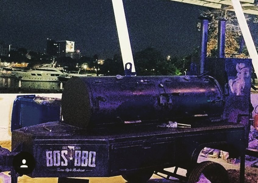 Smoker Pit BBQ